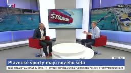 I. Šulek o budúcnosti plaveckých športov na Slovensku