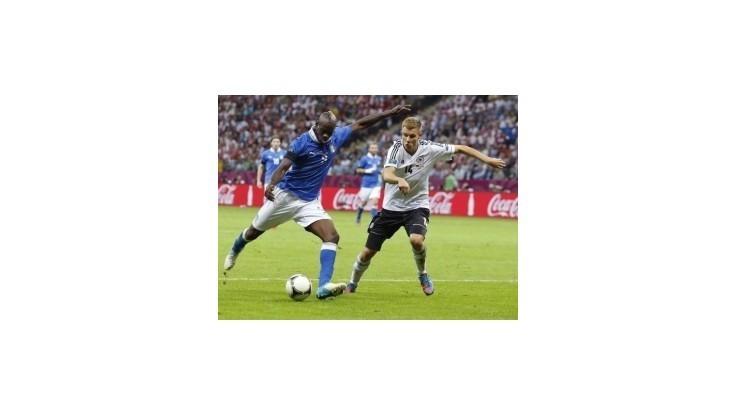 Balotelli posunul Talianov do finále