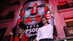 Pravica prepadla. Socialisti sa stali víťazmi španielskych volieb
