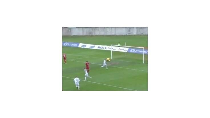 Iba 36 sekúnd stačilo Ružomberčanom na úvodný gól