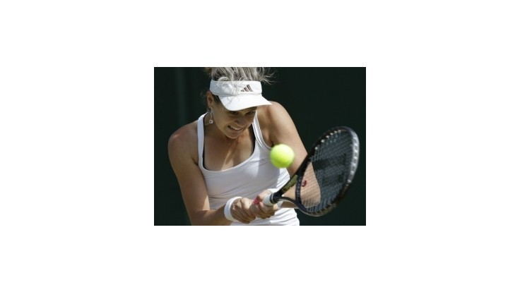 Čepelová postúpila do 3. kola dvojhry vo Wimbledone, čaká ju Azarenková