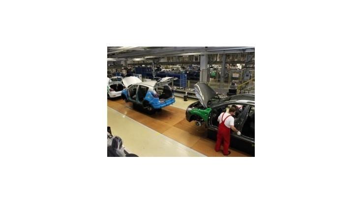 Slovensko je na 19. mieste medzi najväčšími producentmi automobilov