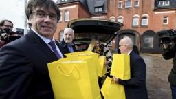 Katalánsky expremiér sa môže uchádzať o kreslo v europarlamente