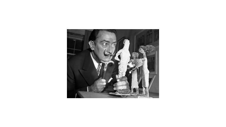 Ukradnutý Dalího obraz vrátili newyorskej galérii