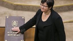 Parlament má staronovú poslankyňu, nahradila ministra financií
