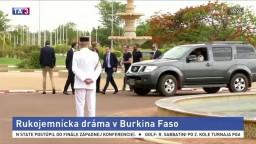 Rukojemnícka dráma v Burkina Faso, zahynuli dvaja francúzski vojaci