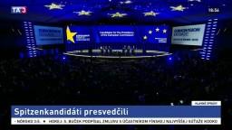 Spitzenkandidáti presvedčili, Európska komisia potrebuje zmenu