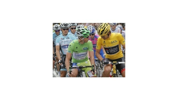 Sagan lídrom súťaže aktivity, víťazstvo patrí Cavendishovi