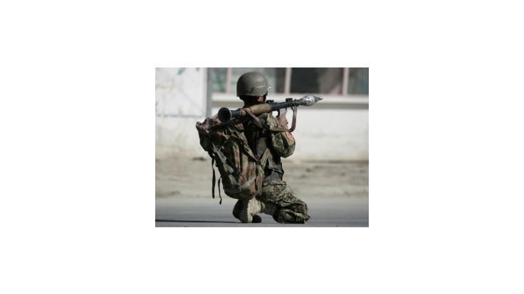 Afganistan obvinil Pakistan z raketových útokov