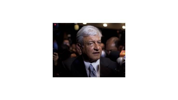 Voľby v Mexiku boli zmanipulované, tvrdí neúspešný kandidát