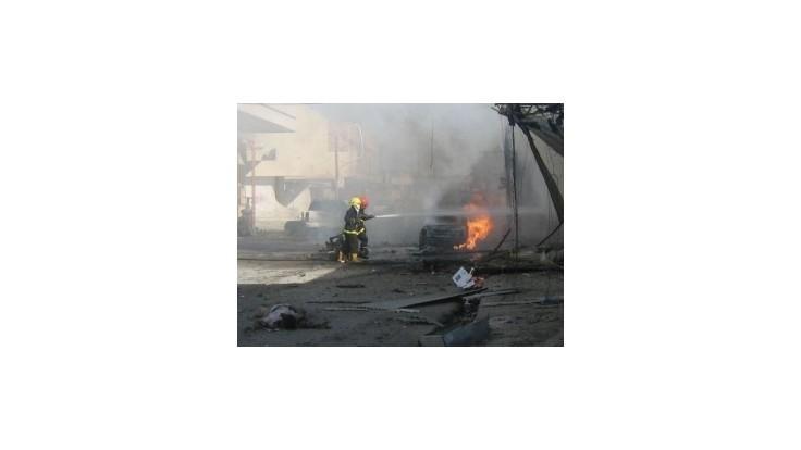 Výbuchy na trhovisku v Iraku si vyžiadali najmenej 44 mŕtvych
