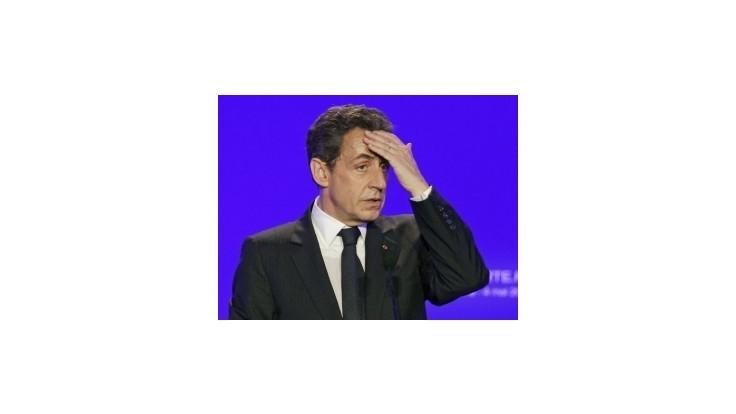 Polícia urobila raziu v Sarkozyho kanceláriách i vile