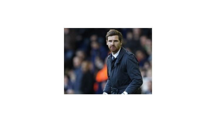 Villas-Boas sa stal novým trénerom Tottenhamu