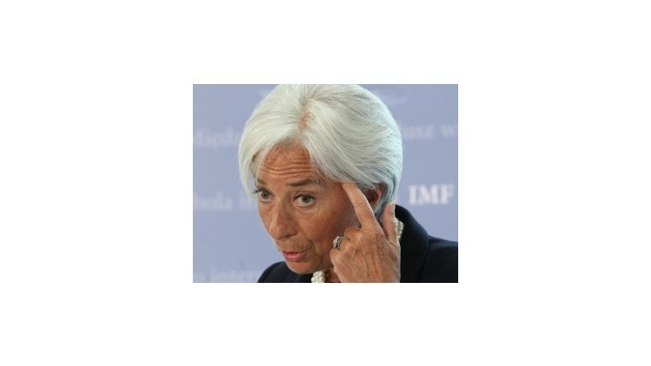 MMF:  Zníženie sadzieb ECB nie je najlepším riešením dlhovej krízy