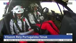 Estónsky pilot má za sebou skvelú sezónu, je víťazom rely
