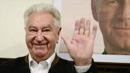 Uznávaný kňaz a disident. Anton Srholec by mal tento rok 90 rokov