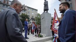 Bratislava má nové námestie, je pomenované po Masarykovi