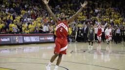 NBA: Toronto prepísalo históriu, je prvým šampiónom z Kanady