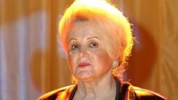 Zomrela hviezda Repete, speváčka Lýdia Volejníčková