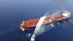 Za útokmi na tankery je Irán, tvrdí Trump. Odvoláva sa na video