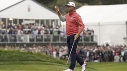 Golfový US Open vyhral Woodland, Slovák Sabbatini obsadil 43. miesto