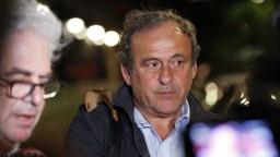 Platiniho po niekoľkohodinovom výsluchu prepustili z väzby