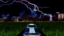 Čo sa stane, ak do auta udrie blesk? Ste v bezpečí?