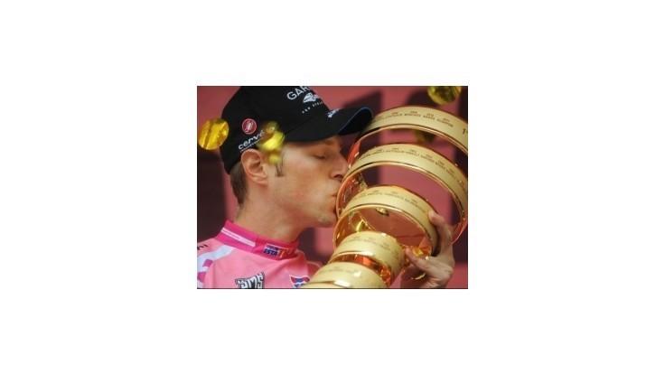 Víťaz Gira d´Italia Hesjedal odstúpil z Tour de France