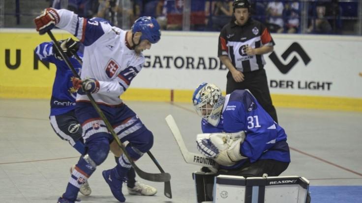 Sme majstri sveta. Slovenskí hokejbalisti vybojovali na MS zlato