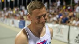 Volko zopakoval úspech, vybojoval prvenstvo v šprinte na sto metrov