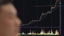 Popularita kryptomien závratne stúpa, Bitcoin láme ďalšie rekordy