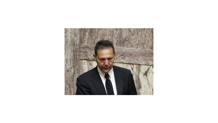 J. Sturnaras predstavil v parlamente privatizačný plán gréckej vlády