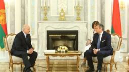 Prezident pozýva prezidenta. Čaputová zaslala Lukašenkovi jasný signál