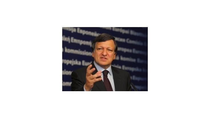 Barroso chce o židovských osadách hovoriť s izraelskými lídrami