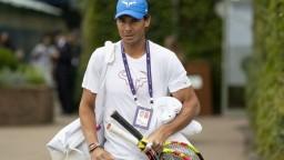 Nadal sa pripravuje na Wimbledon, rozhodol sa pre domáce prostredie