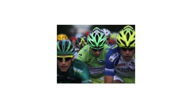Pinot vyhral 8.etapu, Wiggins  ostal v žltom, Sagan v zelenom