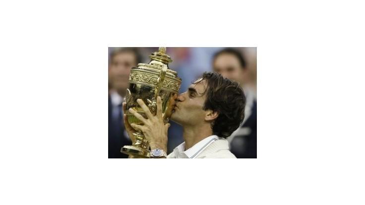 Federer po 3 rokoch so 7. titulom, opäť je jednotkou