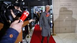 Šéfka MMF smeruje do ECB, jej pozíciu prevezme Lipton