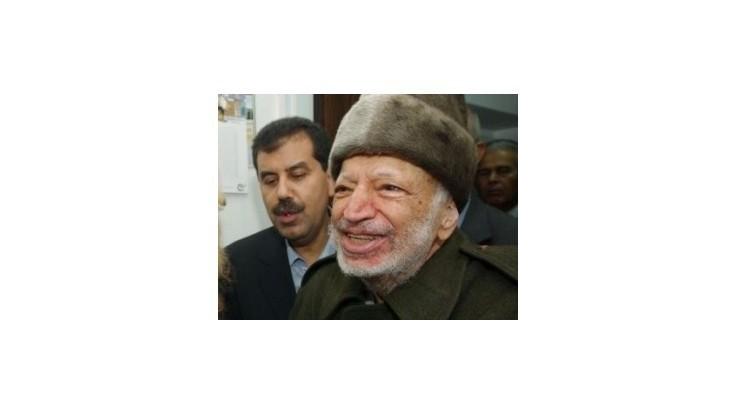 Arafatovo telo exhumujú a preskúmajú kvôli rádioaktivite