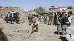 Taliban si za cieľ vybral sídlo tajných, útok zasiahol aj školu