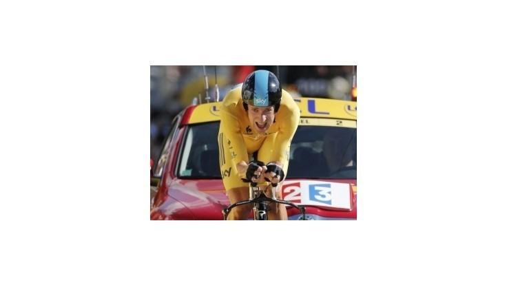 Wiggins potvrdil žltý dres, P. Velits v časovke 7., P. Sagan 105.