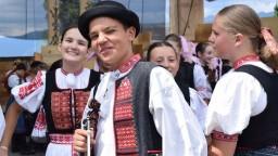 Fotogaléria: Hudba, tanec, tradície. Východná žila folklórom