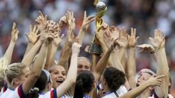 Americké futbalistky sú majsterky sveta, získali už štvrtý titul