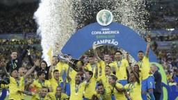 Titul patrí všetkým, vyhlásil kapitán víťaznej Brazílie na Copa America
