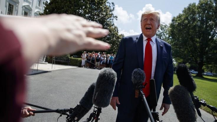 Unikli správy, v ktorých veľvyslanec popisoval Trumpa. Prezident reagoval