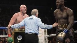 Po vlaňajšom zápase sa chystá odveta medzi Furym a Wilderom