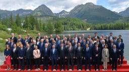 V Tatrách hostili ministrov. Lavrov dúfa, že dialóg povedie k dohodám