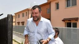 Salvini zavrel známe centrum pre migrantov, zverejnil aj video