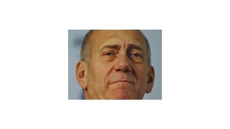Izraelského expremiéra Olmerta uznali vinným z korupcie