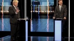 Kto obsadí premiérske kreslo? Johnson a Hunt sa stretli v diskusii